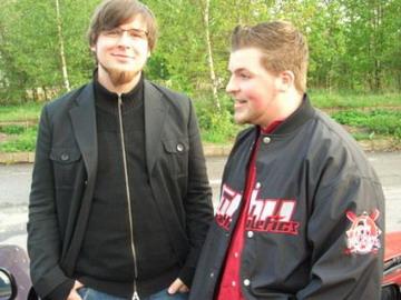 Nils und Marcus