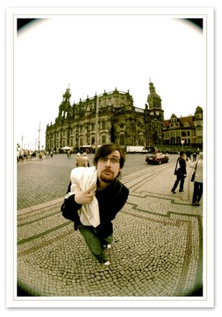 Marcus in Dresden