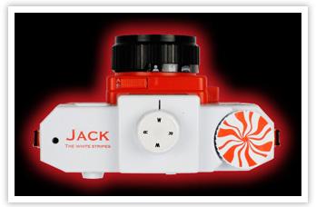 jack - the holga - the white stripes