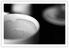 Kaffee am Café